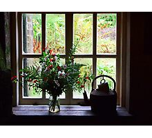 Gardener's Office Photographic Print