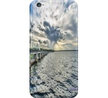 And The Sky Went Boom ! iPhone Case/Skin