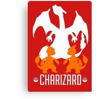 Charizard Standard Canvas Print