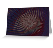 Reddish Greeting Card
