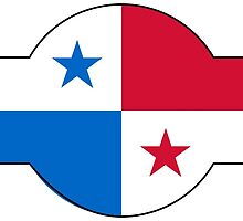 Roundel of Panama National Air-Sea Service  by abbeyz71