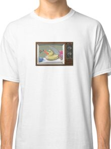 Murderous Rubber Ducky Classic T-Shirt