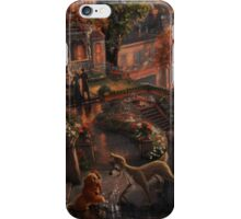 """Disney Lady and The Tramp """"Puppy Love"""" iPhone Case/Skin"""