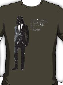 Darth Vader Fashion Sense T-Shirt