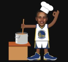 Chef Curry with the Pot, Boy! by jaelee34