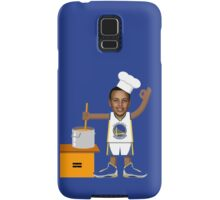 Chef Curry with the Pot, Boy! Samsung Galaxy Case/Skin