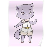 Pretty Paris Kitty: FUNDRAISER Poster