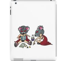 villain boredom  iPad Case/Skin