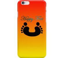 Happy Feet ☺ iPhone Case/Skin