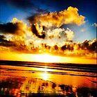 Florida Beach by Noah  Waters