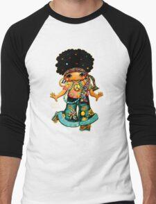 Miss Bling TShirt Men's Baseball ¾ T-Shirt