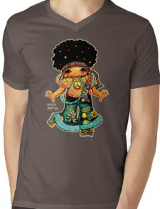 Miss Bling TShirt Mens V-Neck T-Shirt