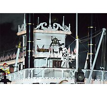Disney Steamboat Willie Disney Steamboat Mickey Mouse  Photographic Print