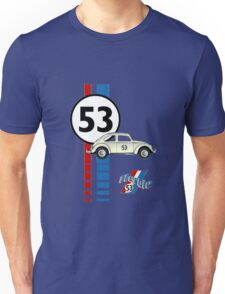 53 VW bug beetle bug Unisex T-Shirt