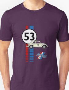 Herbie 53 VW bug beetle Unisex T-Shirt