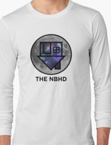 The NBHD - Space Print Long Sleeve T-Shirt