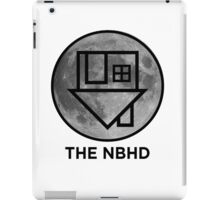 The NBHD - Moon Print iPad Case/Skin