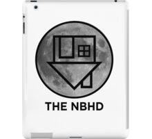 The NBHD - Moon Print iPad Case/Skin