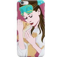 Audrey Hepburn Breakfast at Tiffany's iPhone Case/Skin