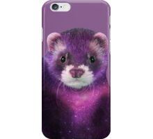 Galaxy Ferret iPhone Case/Skin