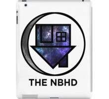 The NBHD - Galaxy w/ Crescent Moon iPad Case/Skin