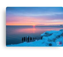 Sunrise at 47th Canvas Print