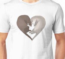 Yin & Yang dook! Unisex T-Shirt