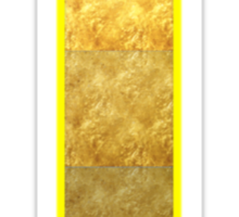 Tower of Pimps: Realistic Logo Art Sticker