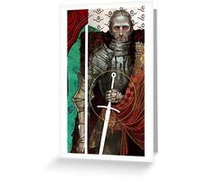 Cullen Tarot Greeting Card