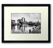 Ping Tom Park Framed Print