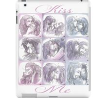 Kissing Challenge iPad Case/Skin