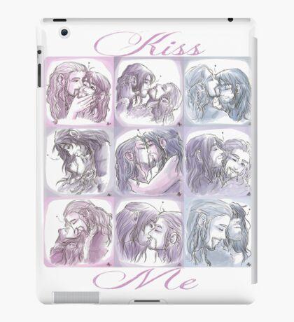 Kissing Challenge iPad Case/Skin