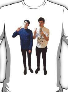 Dan and Phil - P A R T Y B O Y S T-Shirt