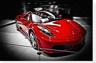 Ferrari F430 Spider by Alistair Wilson