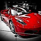 Ferrari F430 Spider by Alistair Wilson