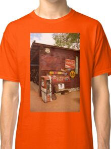 Route 66 Garage and Pump Classic T-Shirt