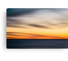 Californian Sunset Canvas Print