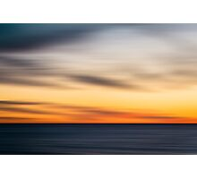 Californian Sunset Photographic Print