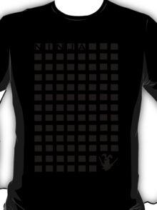Ninja Bunny Blocks T-Shirt