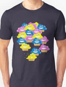 Cupcake Overload! Unisex T-Shirt