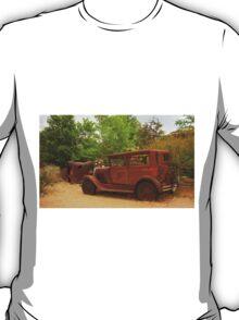 Route 66 Vintage Auto T-Shirt