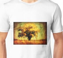 Nebraska Cotten Wood 2 Unisex T-Shirt
