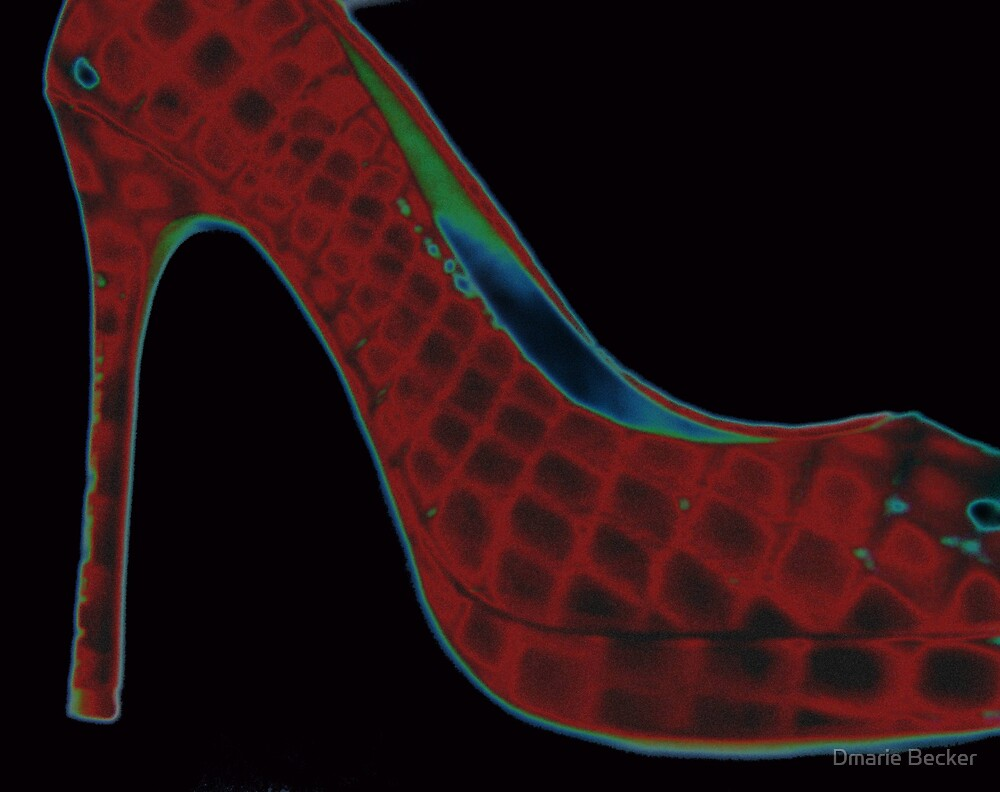 Stiletto by Dmarie Becker