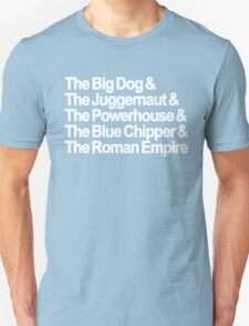 Roman & Reigns T-Shirt