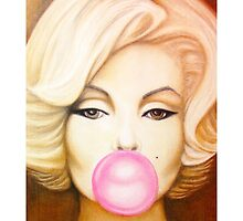 Monroe Bubbles by DFStudio