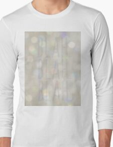 Blah Long Sleeve T-Shirt