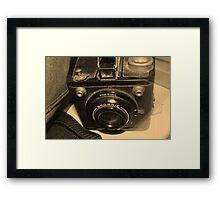 Made in the U.S.A. Framed Print