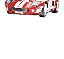 Ford Gt40 by garts