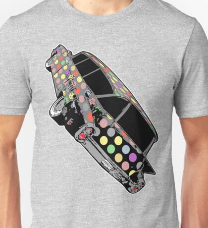 The Plague (Damien Hirst vs Damien's Hearse) T-Shirt