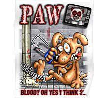PAW (parody) Poster